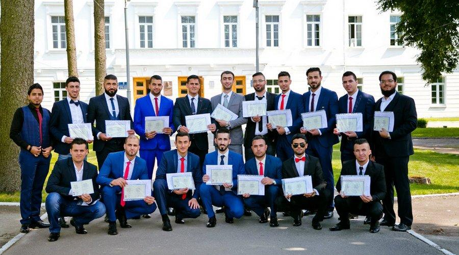 выпускники кондратюк